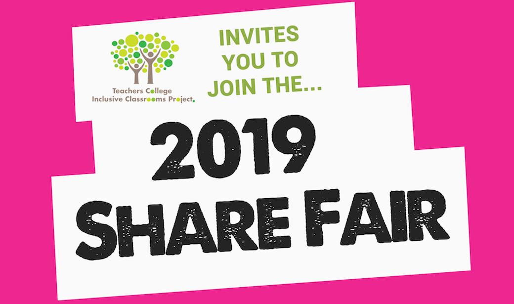 2019 Share Fair