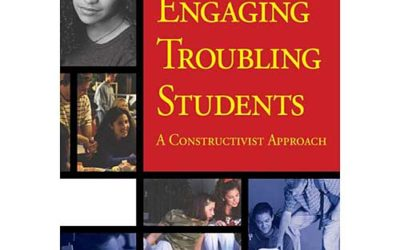 Book Cover - Engaging Troubling Students by Scot Danforth & Terry Jo Smith