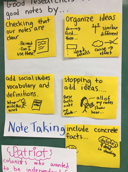 Notes on Accessible Instruction