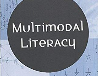 Book Cover - Multimodality Literacy by Carey Jewitt & Gunther Kress