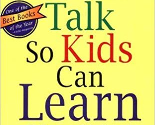 Book Cover - How to Talk so Kids Can Learn