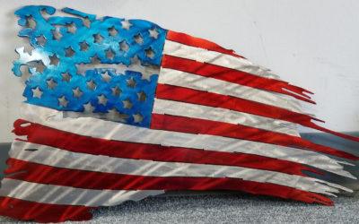 American Flag - TCICP