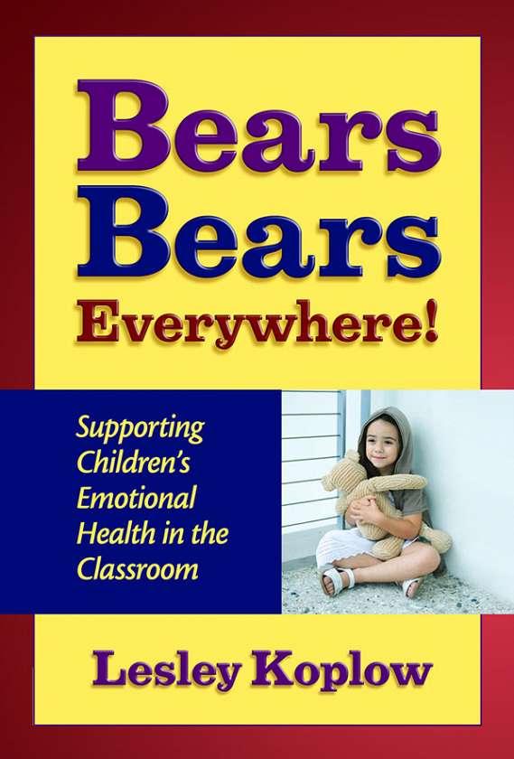 Book Cover - Bears Bears Everywhere! by Lesley Koplow