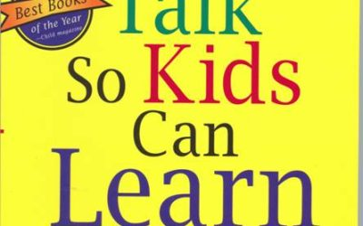 Book Cover - How to Talk So Kids Can Learn by Adele Faber & Elaine Mazlish