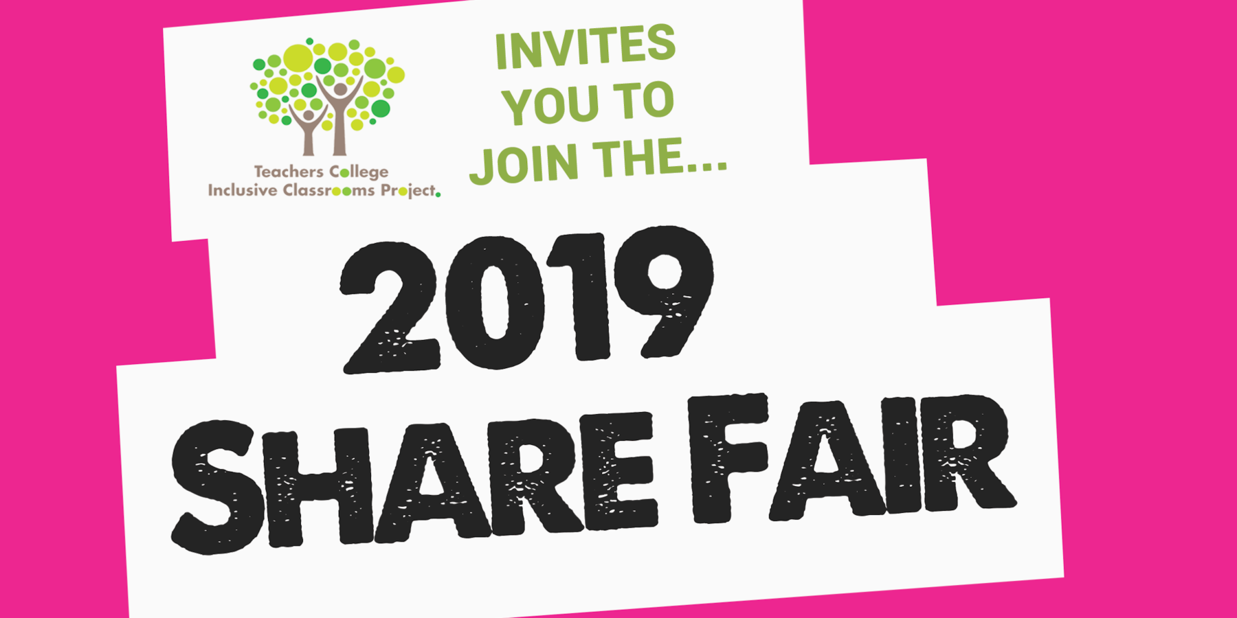 Share Fair Event 2019