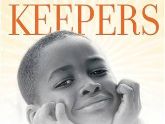 Book Cover - The Dream Keepers